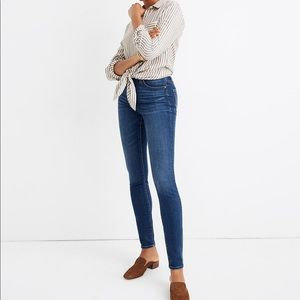 Madewell Jeans 34 Tall